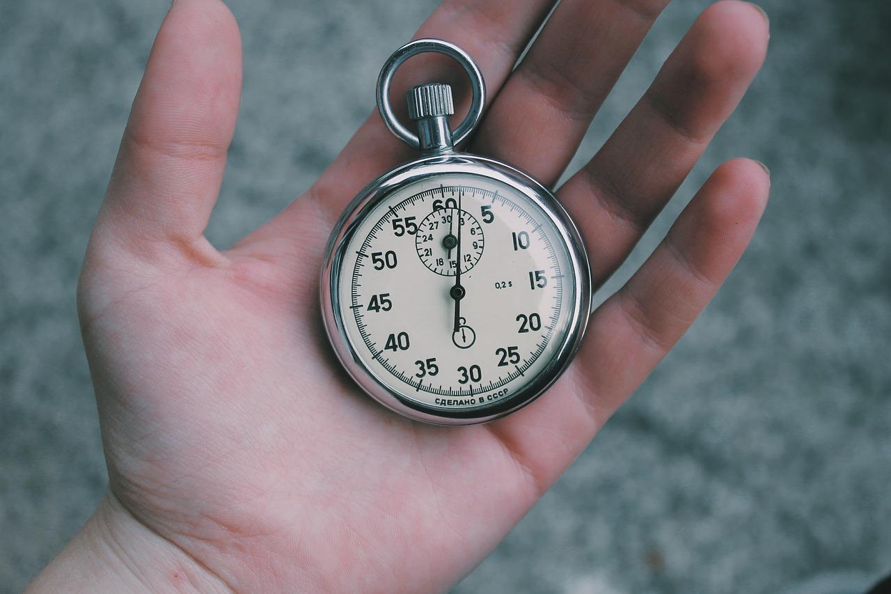 Tanker om at spilde tiden