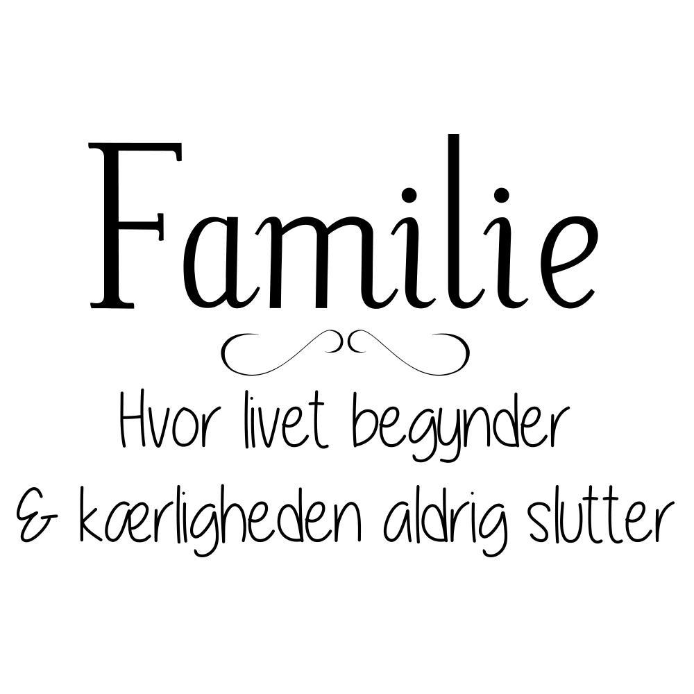 Familieværdier